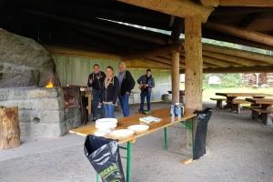 Trainingslager Grindelwald 18